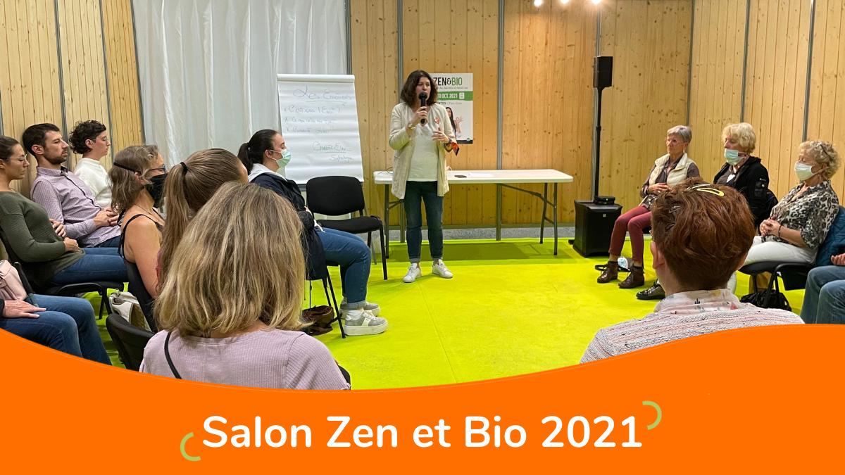Salon Zen et Bio 2021